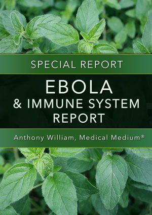 Medical Medium Ebola & Immune Support FREE Report