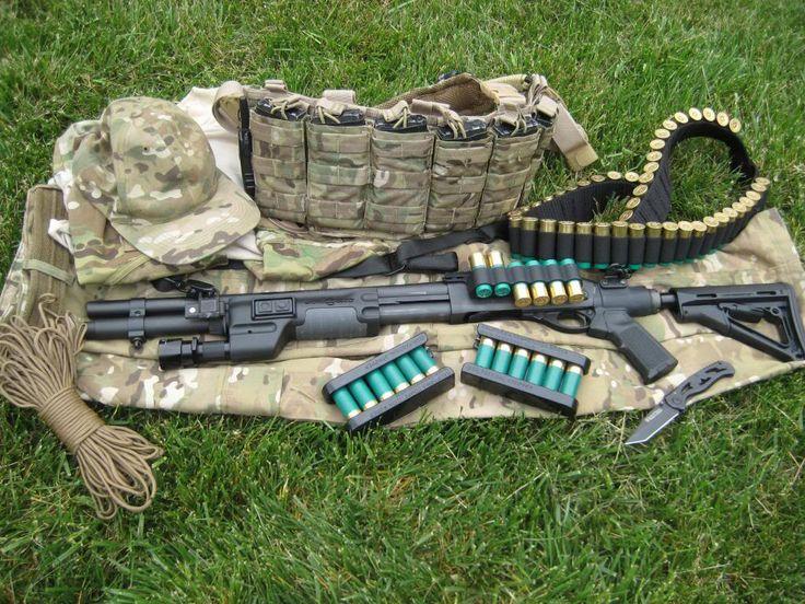 Mesa tactical 870