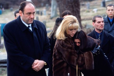 The Sopranos, s03e13 The Army of One