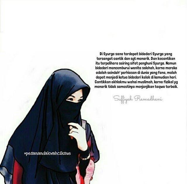 Wanita Muslimah Download Kata Kata Mutiara Islam