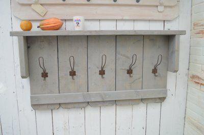 ... - Steigerhout - De Gortla  om zelf te maken (hout)  Pinterest