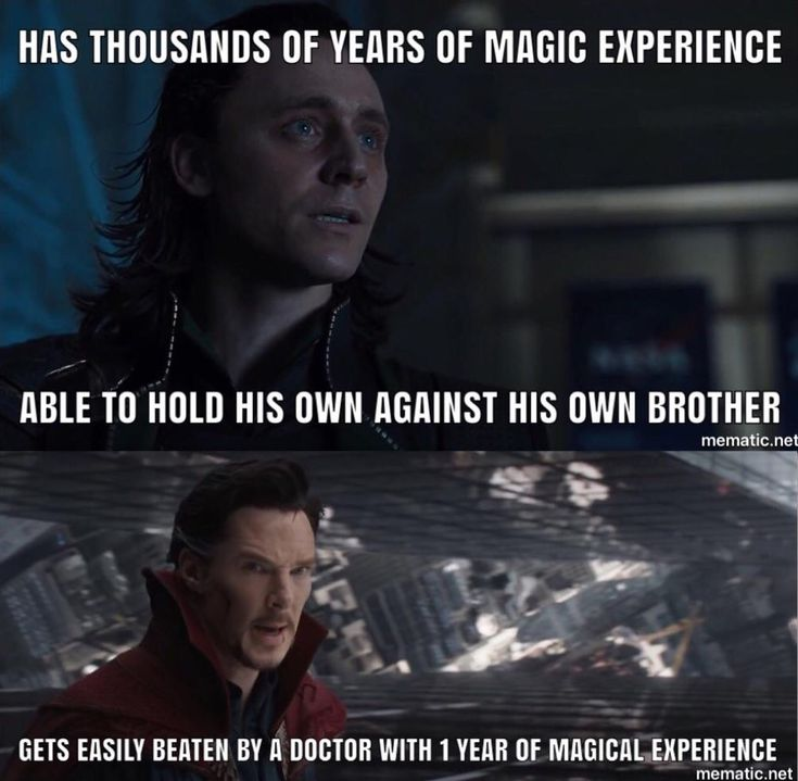 This was my only issue with Ragnarok. Loki is much more powerful than that!