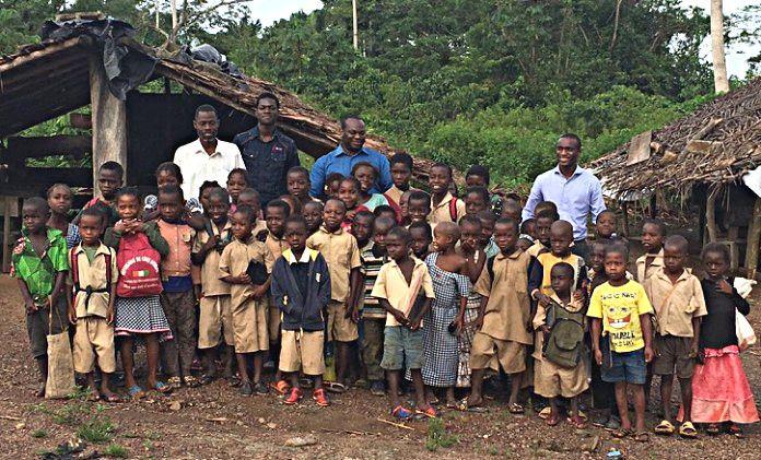 Comment un jeune ivoirien a permis à tout un village d'accéder simultanément à l'électricité, l'Internet et la télévision grâce au Li-Fi https://link.crwd.fr/VJl