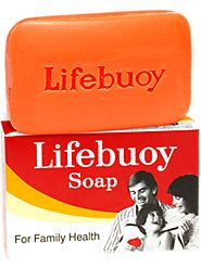 Lifebuoy Soap... Aunt Jean made us suck on this when we cussed... and NO, you never grow to like the taste :P