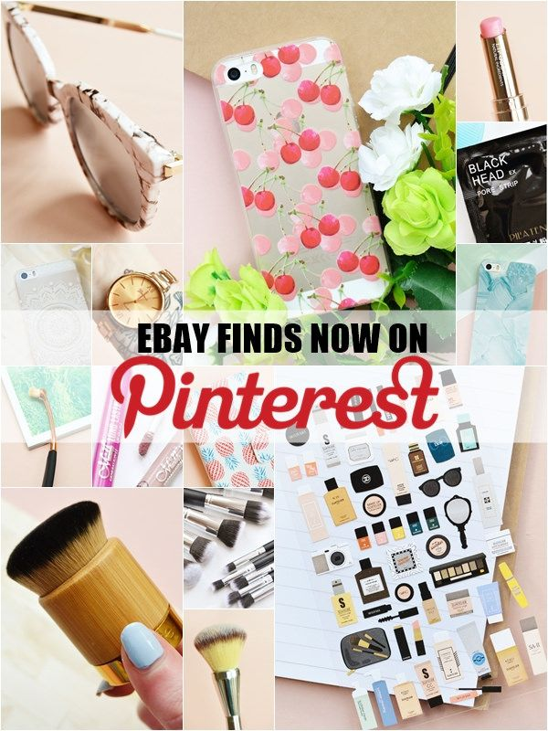My eBay Finds Now on Pinterest! | MakeupSavvy - Makeup And Beauty Blog