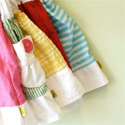 25 little girl skirt patterns - Because someday I'll dust off the sewing machine and learn how to use it - maybe not until I'm a granny but hey that still counts as someday right!