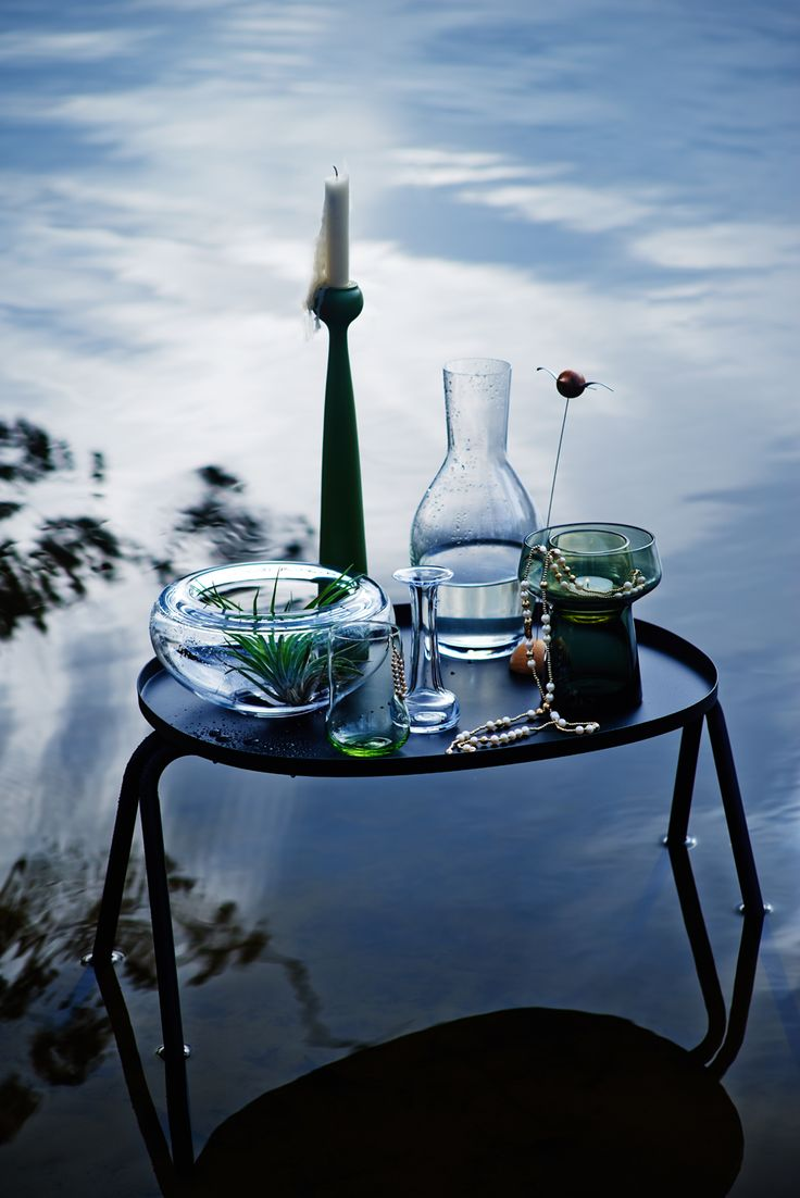 conceptbook 2016 topic: mountain lake // applicata, Holmegaard, Pearl Stories, Hoptimist