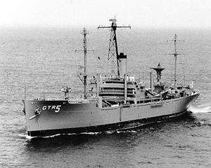 USS Liberty (AGTR-5) was a Belmont-class technical research ship that was attacked by Israel Defense Forces (IDF) during the 1967 Six-Day War.