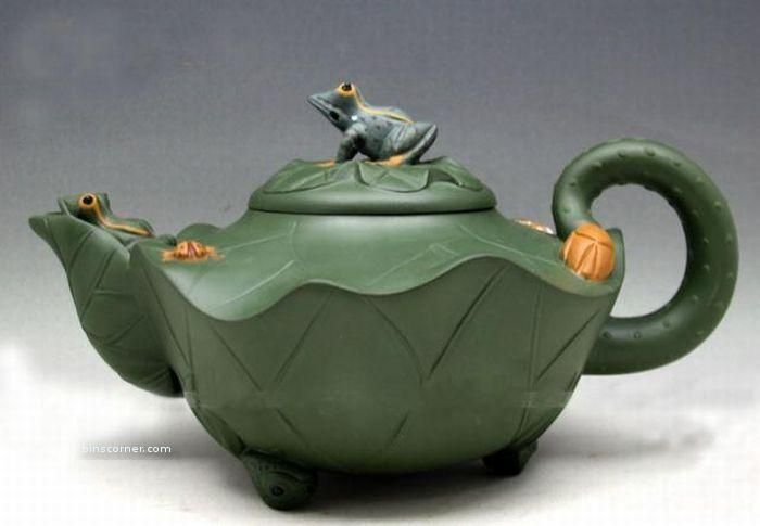Unusual teapots