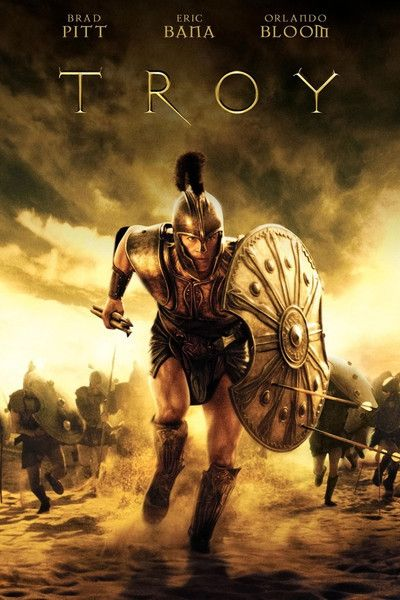 Film Review for the 2004 Movie Troy starring Brad Pitt and Orlando Bloom