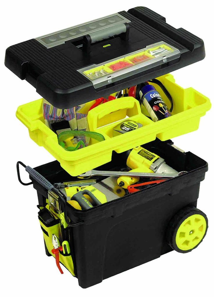 tool boxes on wheels google search