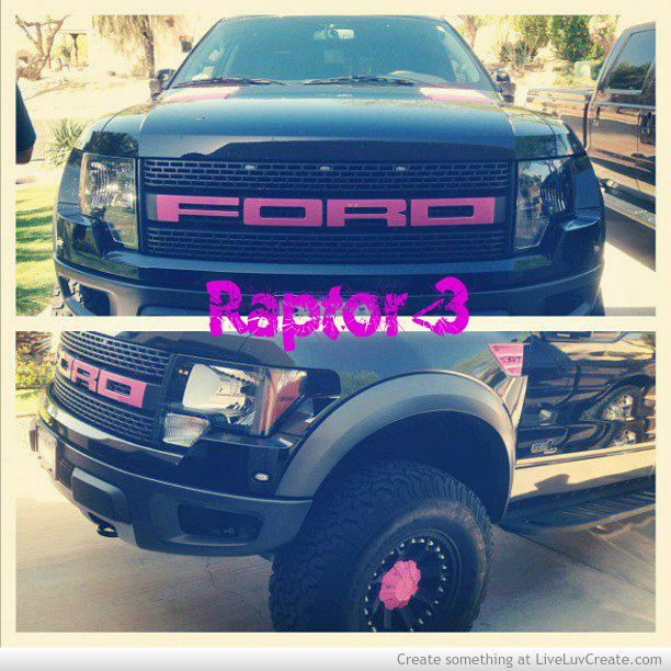 Ford Raptor Picture by Sarah Jackson - Inspiring Photo