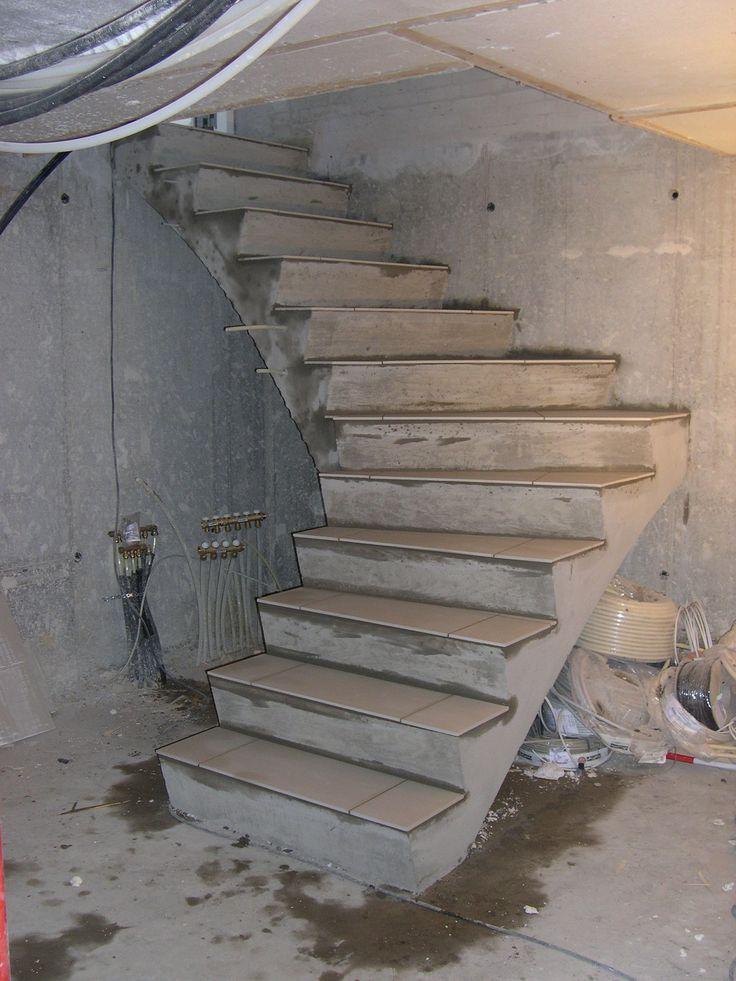 Kvartsvings kældertrappe