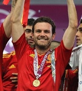 "Juan Mata - He's won the Euros and the World Cup with Spain, and has a degree in Journalism from the Universidad Politecnica de Madrid. Surely not? I'm afraid it's true, he's also rumoured to have enrolled on a number of distance learning courses. When asked about his tireless efforts towards enriching the mind he said: ""I don't think football and studying are mutually exclusive. I am focused on my career but like to enjoy other things, like study for example."""