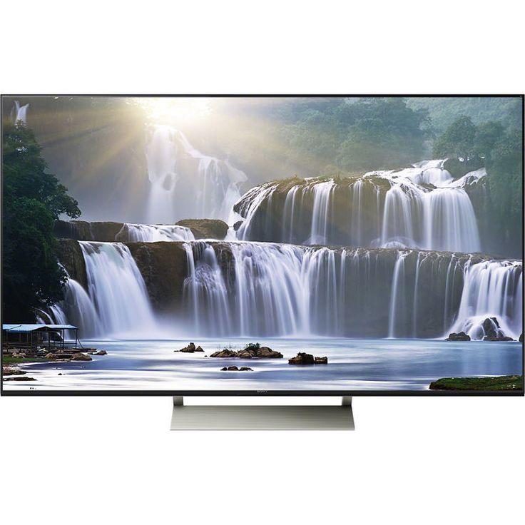 Sony 75 Black Ultra HD 4K HDR LED Motionflow XR 960 Smart HDTV  XBR-75X940E