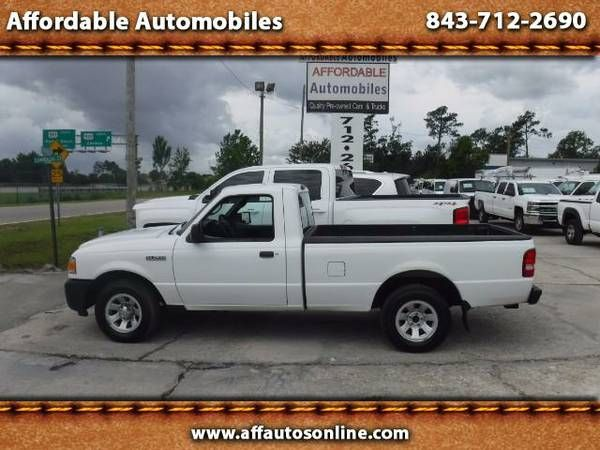 2011 Ford Ranger XL 2WD (Affordable Automobiles)