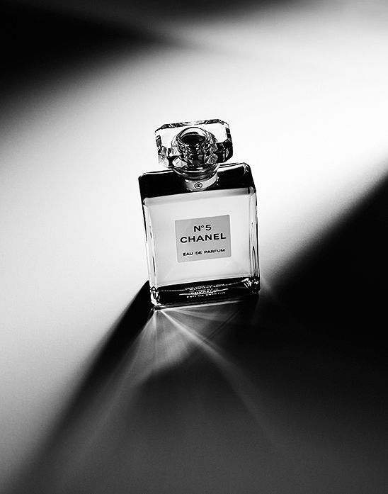 Chanel still life photography by Adrian Gaut