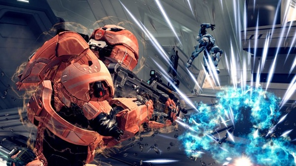 Halo 4 multiplayer. Can't wait.