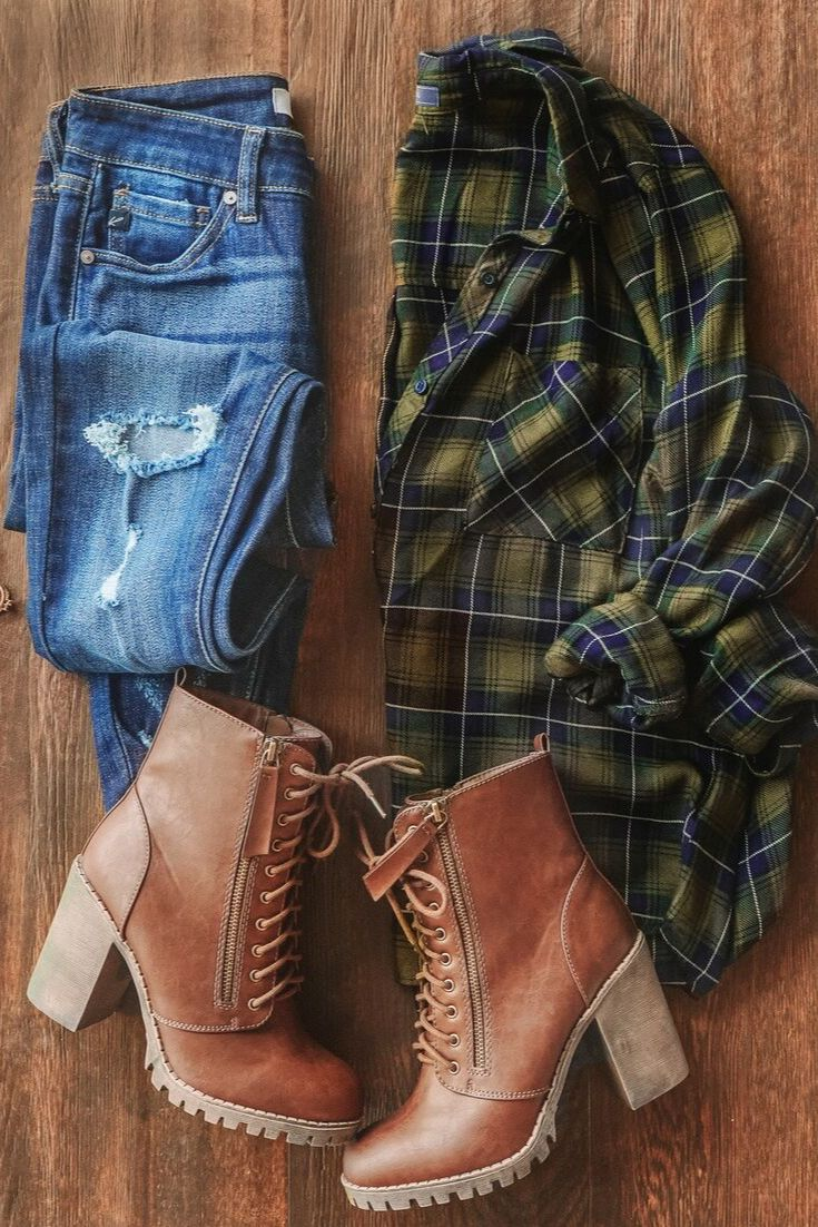 Impulsive Olive Plaid Top – Details – Size Guide – Model Stats – Contact The Imp…