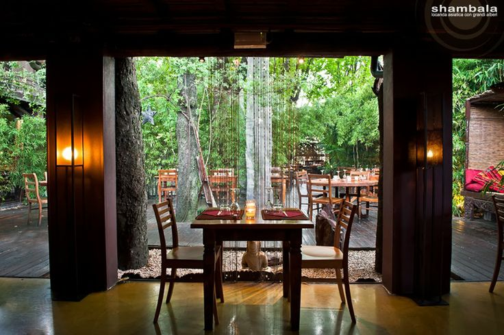 """""""shambala"""" milan             Not red colored, but fashinating  Palmilla Restaurant _ California by G+Design             Tested and apprecieted by me """"Shambala"""" in Milan"""