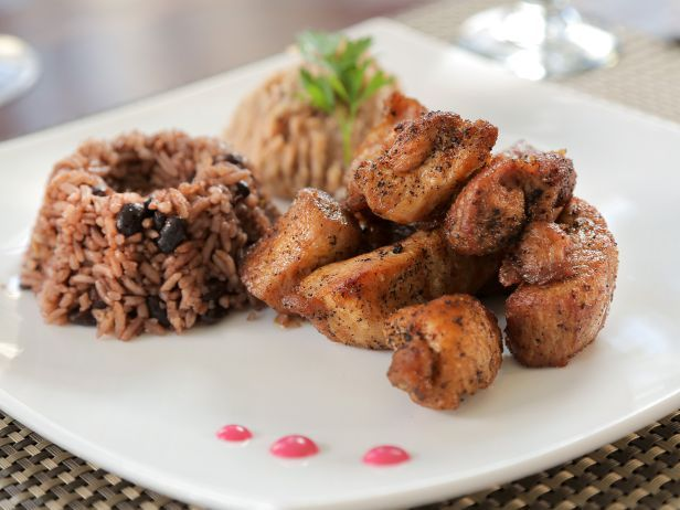 -Fried Pork — Casa Abel : The pork meat in this traditional Cuban ...