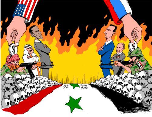 Yang Kita Hadapi Bukan Proxy War, Melainkan Perang Asimetris Sebagai Bentuk Kolonialisme Baru