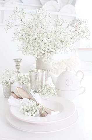 Tea Time at Lace Cottage...
