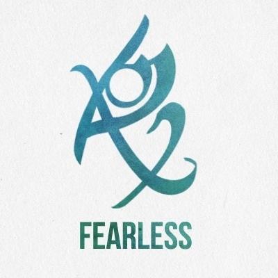 Fearless Rune | Tattoos | Pinterest | Demons, The mortal ...