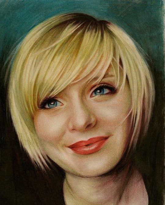 Realistic Illustrations by Brian Scott.  Coloured Pencil http://www.cruzine.com/2013/01/23/realistic-illustrations-brian-scott/