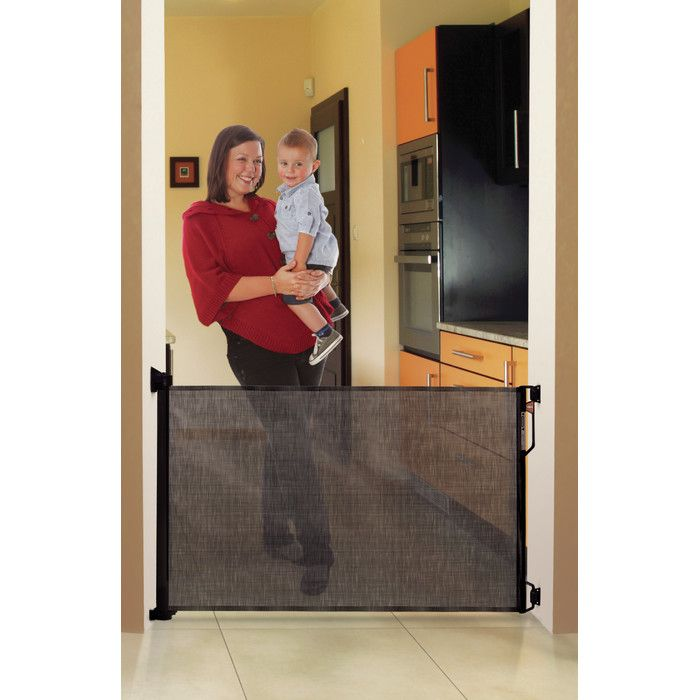Best 25+ Retractable Stair Gate Ideas On Pinterest | Retractable Pet Gate,  Extra Wide Dog Gates And Narrow Stair Gate