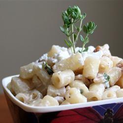 Goat Cheese Apple Walnut Pasta Allrecipes.com
