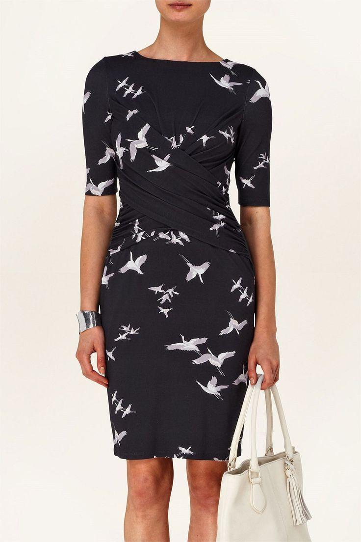 Phase Eight Amity Bird Dress - The Brand Store on EziBuy New Zealand
