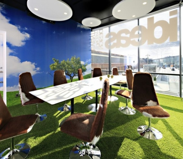 The Office Design Trends 2013 Still One Of My Fav Offices Paint Valspar Signature Simply Gray Skype Interiors