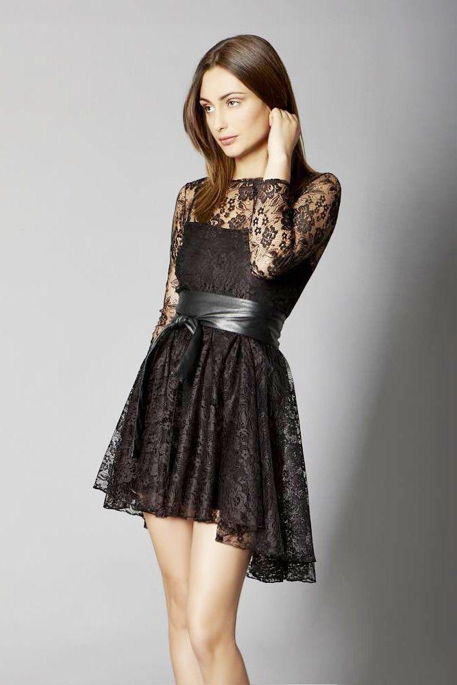 Mini vestido negro on 1001 Consejos  http://www.1001consejos.com/social-gallery/mini-vestido-negro