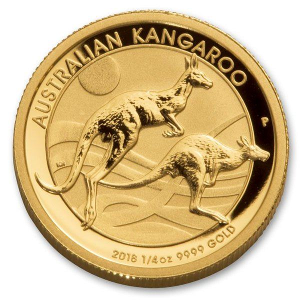 1 4 Oz Australian Kangaroo Gold Coins For Sale Money Metals Gold Coins For Sale Gold Coins Gold Bullion Coins
