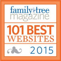 Family Tree Magazine - The Leading Family History Magazine | 101 Best Genealogy Websites 2015  Whether you're a family history newcomer or a seasoned ancestry sleuth, our 15th annual collection of the best genealogy sites on the web can help enrich your genealogical research. Take a look to see which sites made this year's list.