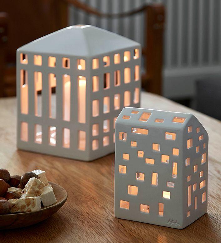 Christmas lantern by Kähler