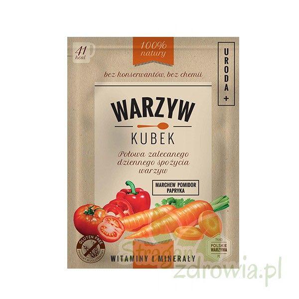 Warzyw Kubek Uroda 16g - Zdrowa żywność - sklep StraganZdrowia.pl