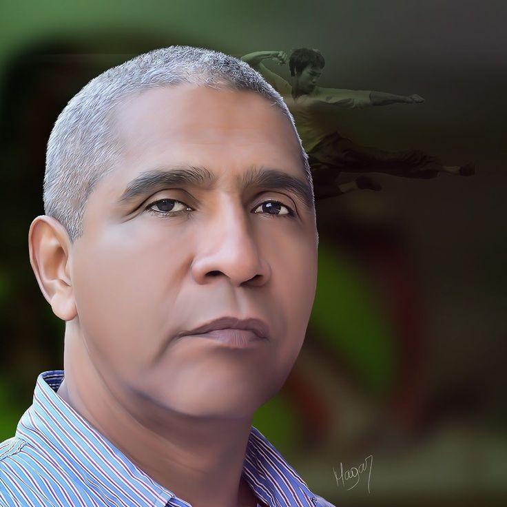 Agustín Enrique Garavito Dibujo digital de Julio César Martinez #magardesign #juliocesarmartinez #dibujo #rostrodigital #fotografiadigital #artedigital #pinturadigital #retratodigital #retratosartisticos #diseñodigital