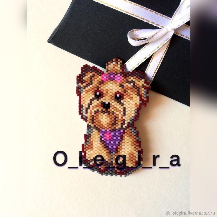 """Vásárlás Bross """"Yorkshire Terrier"""" az online áruházban a Mester Vásárán"""