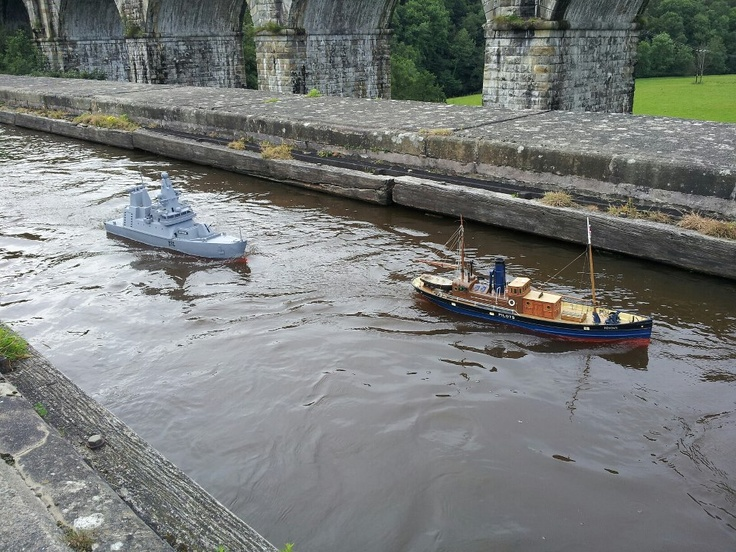 scale models boats