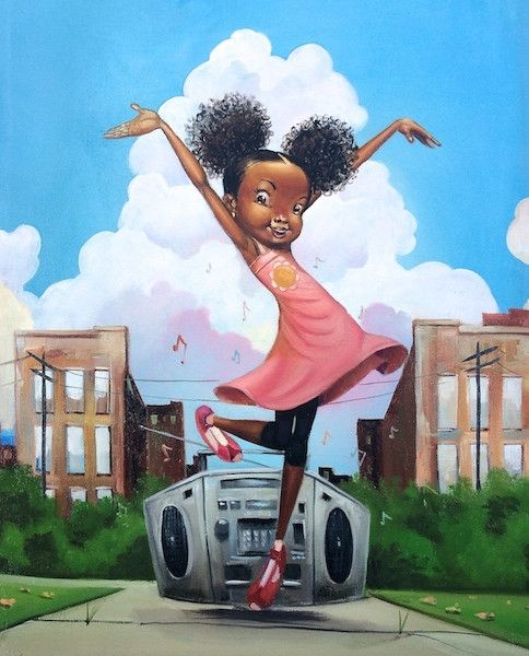 I Got the Rhythm: Cutest Kids Collection by Frank Morrison