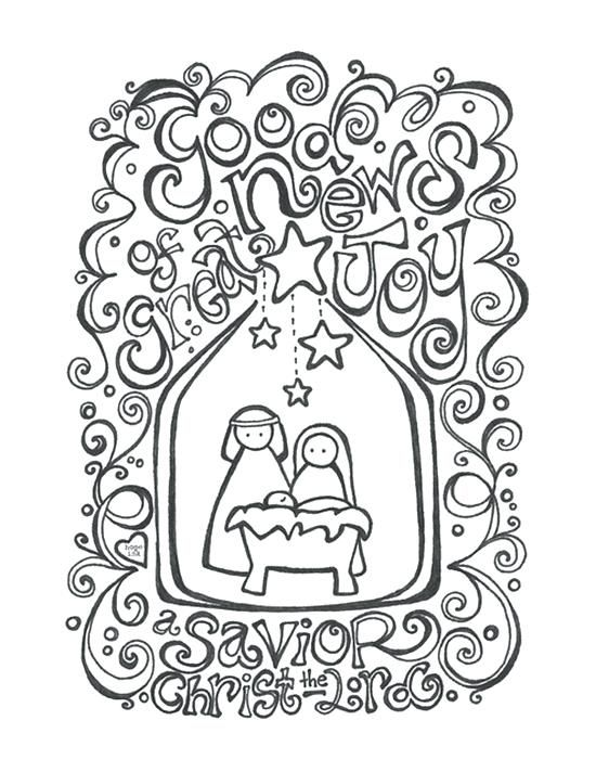 Printable Holiday Coloring Pages Page Savior Free Christmas For Adults Only