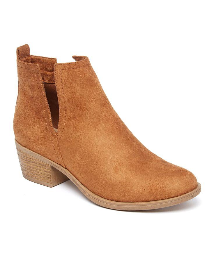 Camel Sofy Boot