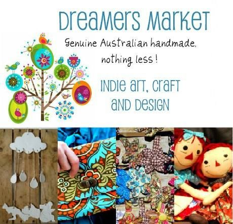 Dreamers_Markets_: indie art, craft and design