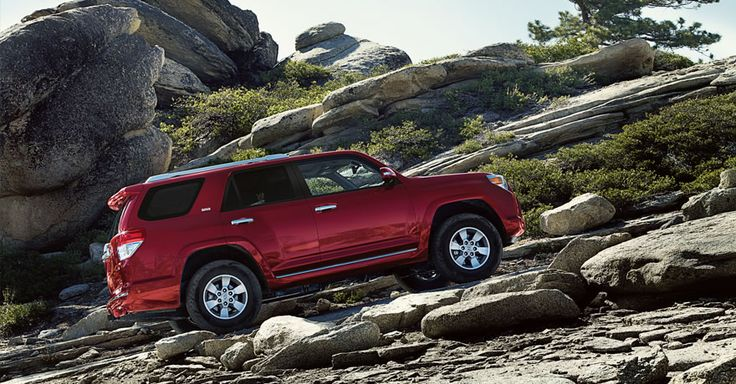 2014 Toyota #4Runner Limited Four-Wheel Drive