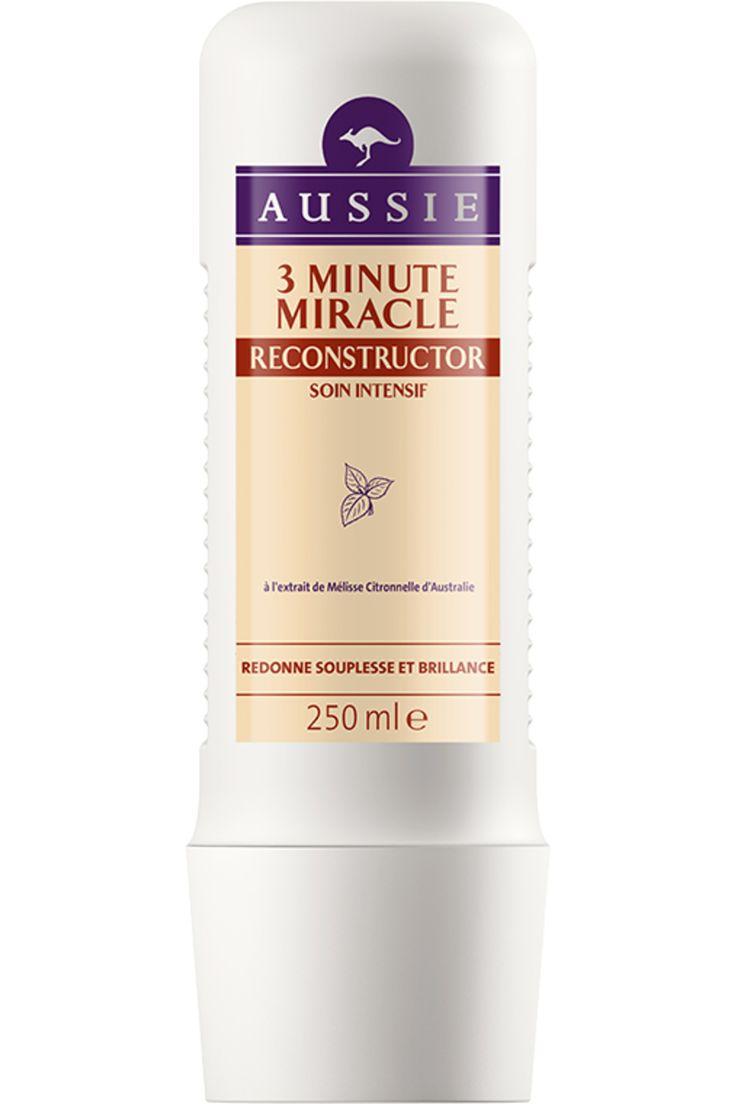Birchbox : AUSSIE - 3 Minute Miracle Reconstructor – Soin intensif - 3 Minute…