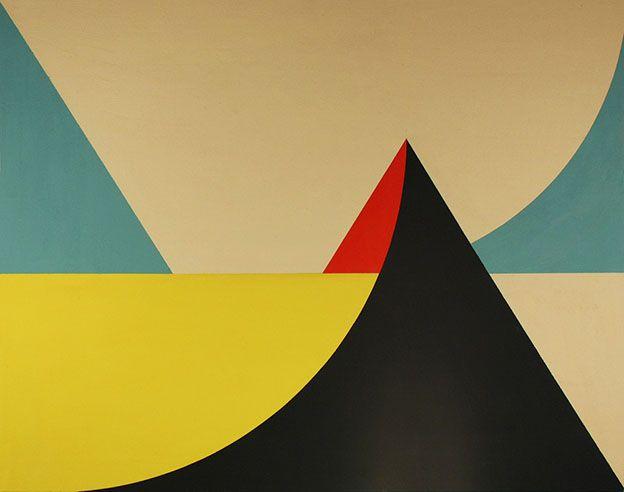 10 Disenos Inspirados En La Naturaleza Paredro Com Modern Art Paintings Abstract Modern Art Abstract Geometric Art
