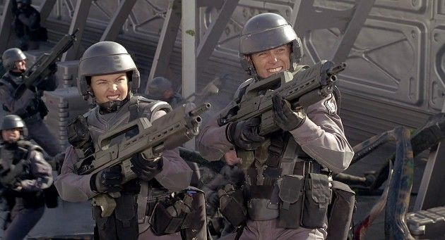 We have a bug problem—Starship Troopers reboot is finally happening