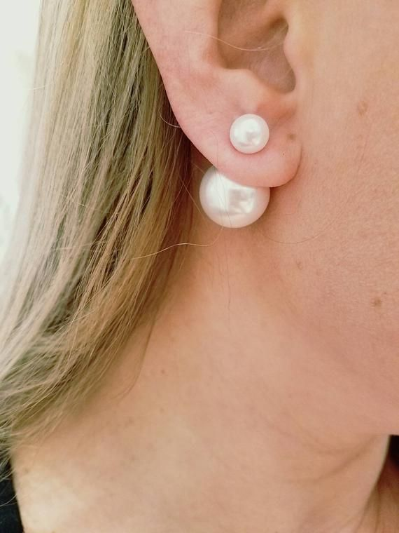 dainty silver studs Tiny White 4mm round mother of pearl studs earrings sterling silver bridesmaid bridal jewellery gift gift for her